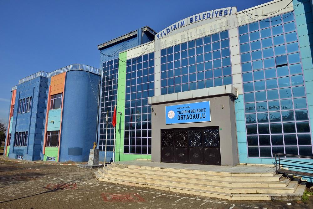 Bursa Yıldırım Belediyesi'nden eğitime destek