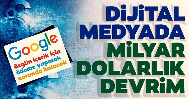 Dijital medyada milyar dolarlık devrim