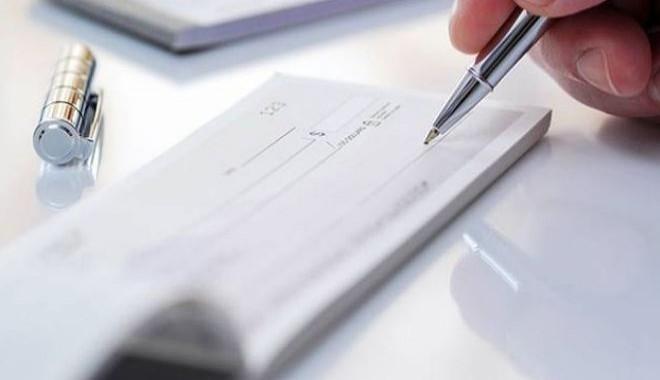 Çek için bankanın ödemekle yükümlü olduğu miktar arttı