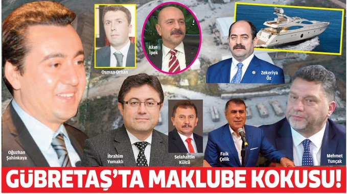 Gübretaş'ta Maklube Kokusu | Nokta Bursa Gübretaş'ta Maklube Kokusu