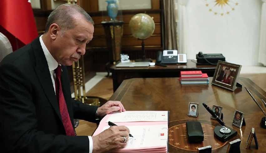 Cumhurbaşkanı Erdoğan tarafından kimler görevden alındı, kimler atandı?