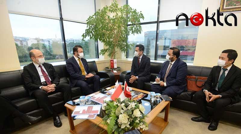 Endonezya Türkiye İle İşbirliğini Güçlendirmek İstiyor