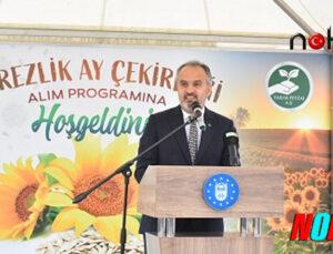 Bursa Büyükşehir'le çiftçi kazanıyor, ürünler değerleniyor