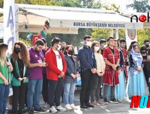 Bursa'da Üniversitelilere her alanda tam destek